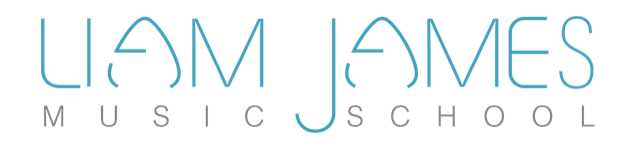 Liam James Music School Logo